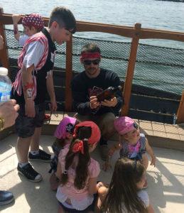 Weekday sailing discounts at Pirate Adventures