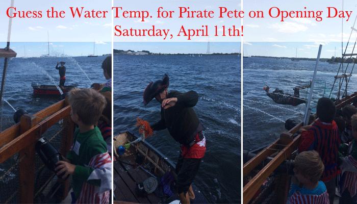 Spring Contest at Pirate Adventures