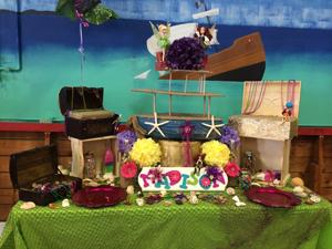 birthday party ideas - Pirate Adventures