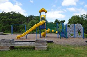 Truxtun Park Playground